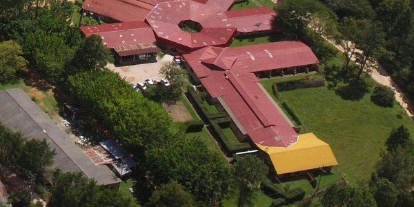Vista Aerea Hospital